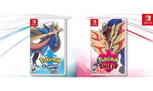 pokémon spada scudo nintendo switch