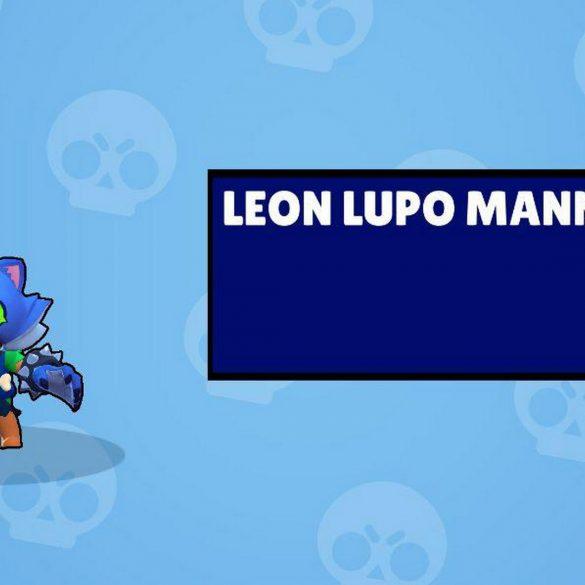 brawl stars halloween 2019 leon lupo mannaro