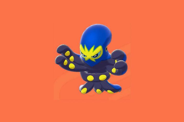 pokémon spada scudo grapploct