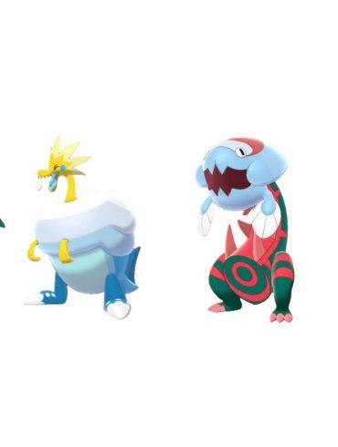 pokemon spada scudo fossili