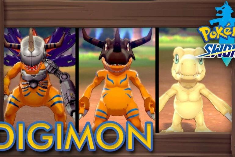 pokemon spada scudo digimon hack