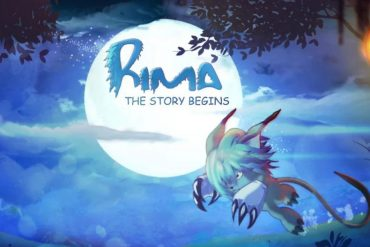 rima the story begins