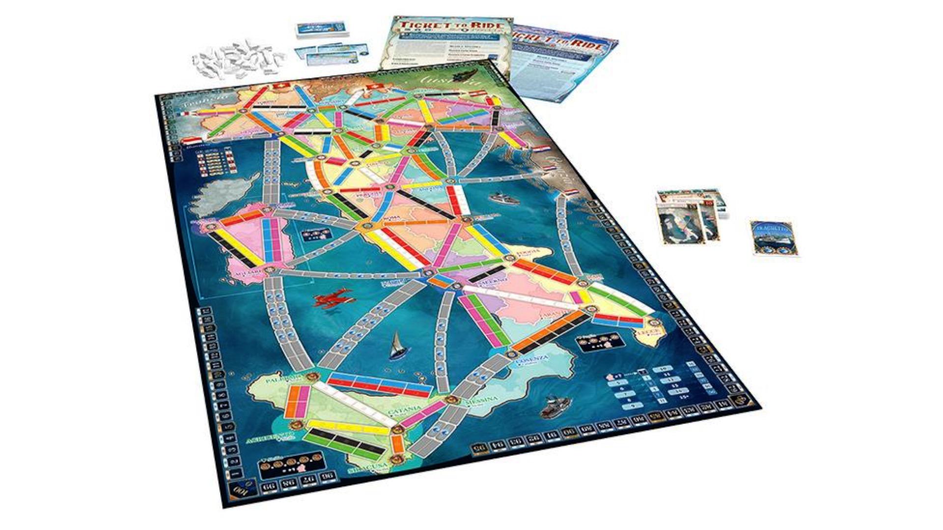 Ticket to Ride e Carcassonne: su Epic Games Store sono ...