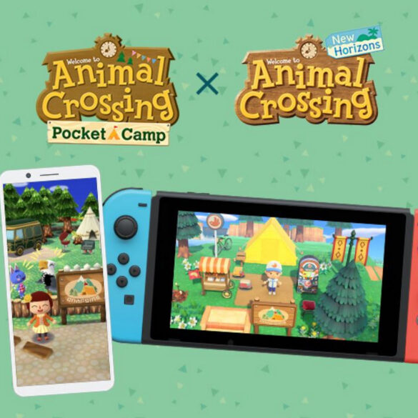 Animal Crossing: New Horizons x Pocket Camp