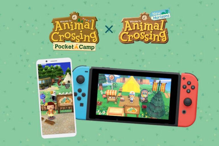 Animal Crossing: New Horizons x Pocket Camp