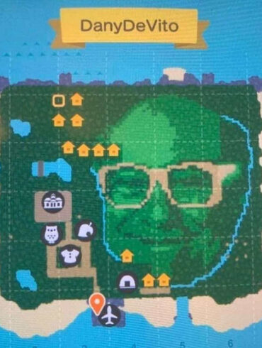 animal crossing danny devito