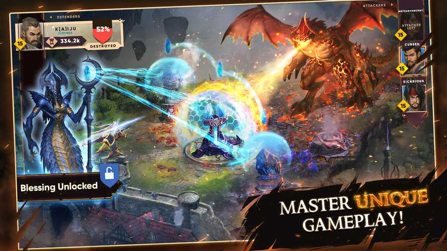 clash of beasts ubisoft gacha android early access 2