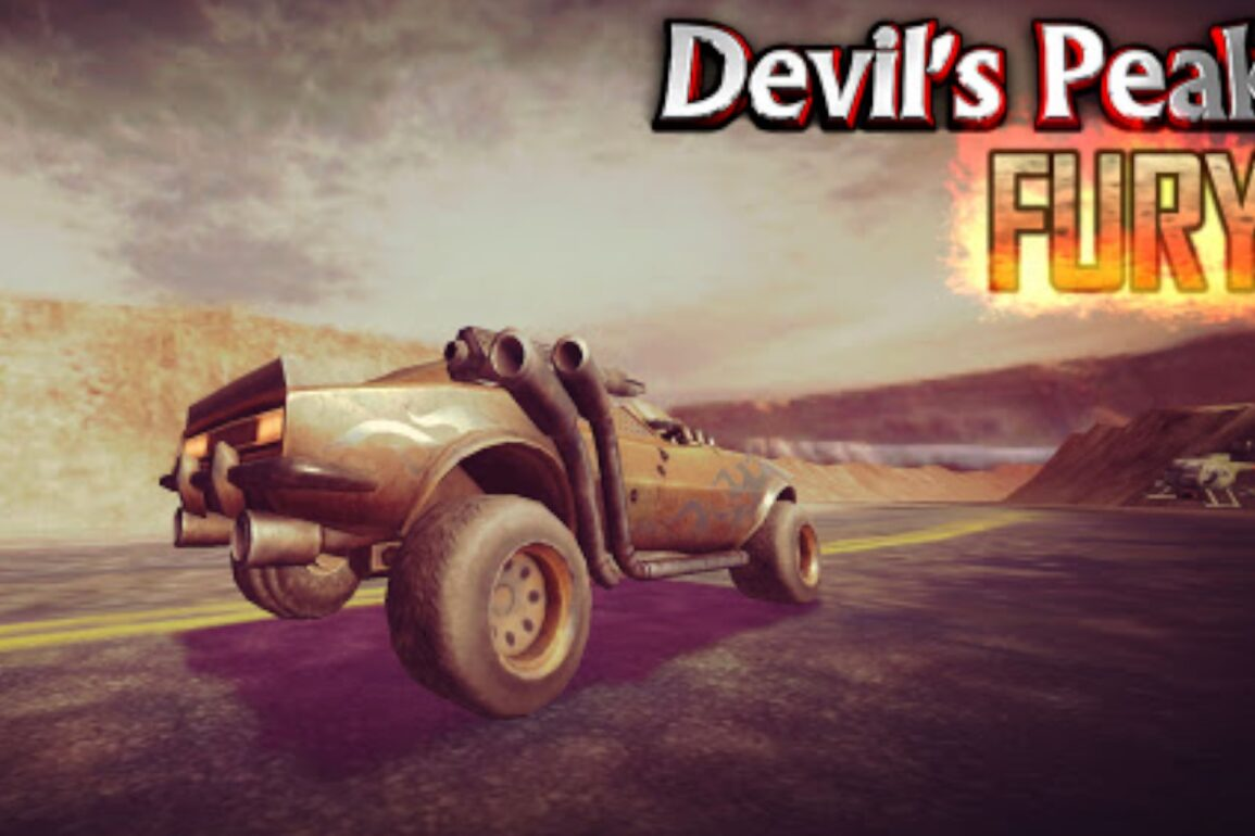 devil's peak fury