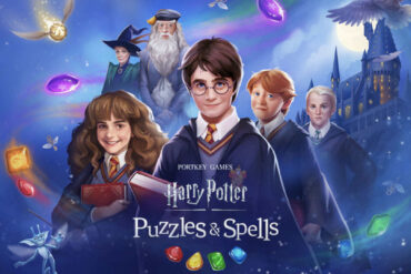 harry potter puzzle game