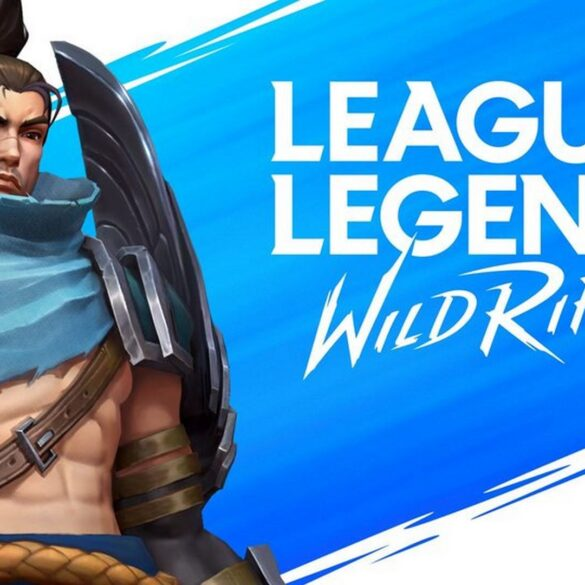 league of legends wild rift gameplay alpha champion android ios
