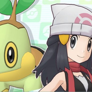 pokémon masters lucinda turtwig evento android ios