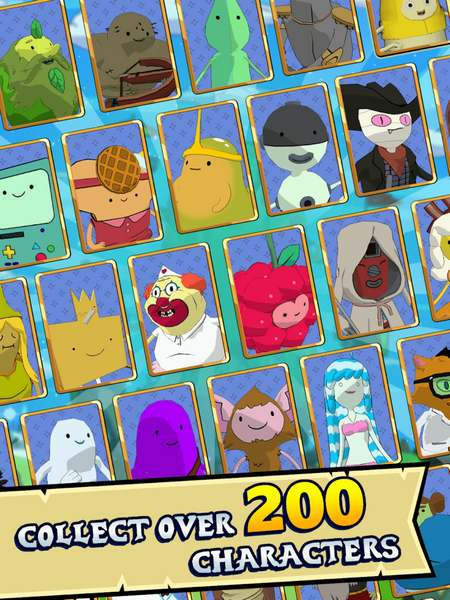 adventure time heroes android ios download 2