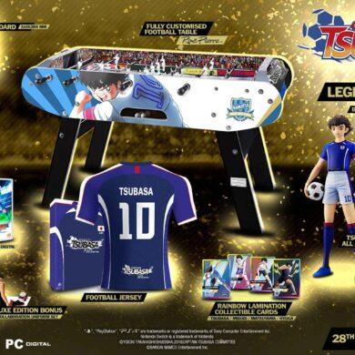captain tsubasa rise of new champions legend edition nintendo switch