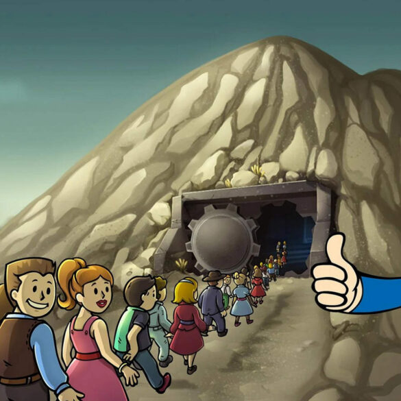 fallout shelter online uscita android ios