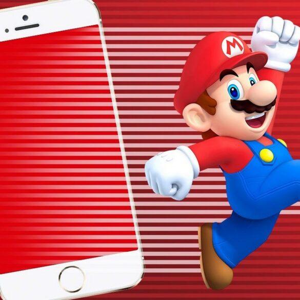 nintendo stop sviluppo giochi smartphone android ios
