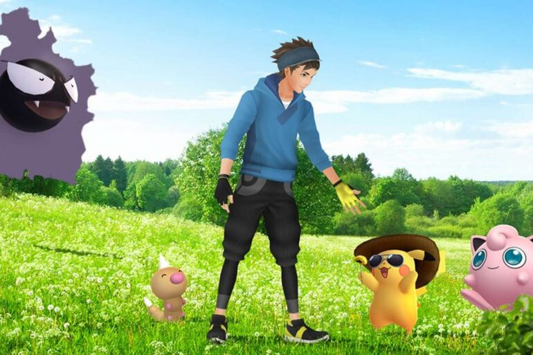 pokémon go fest 2020 flying pikachu