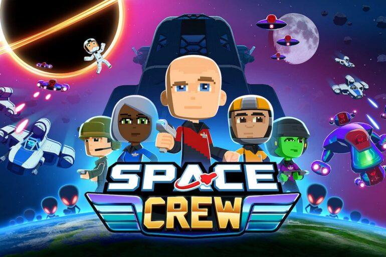 space crew nintendo switch strategico curve digital runner duck prezzo