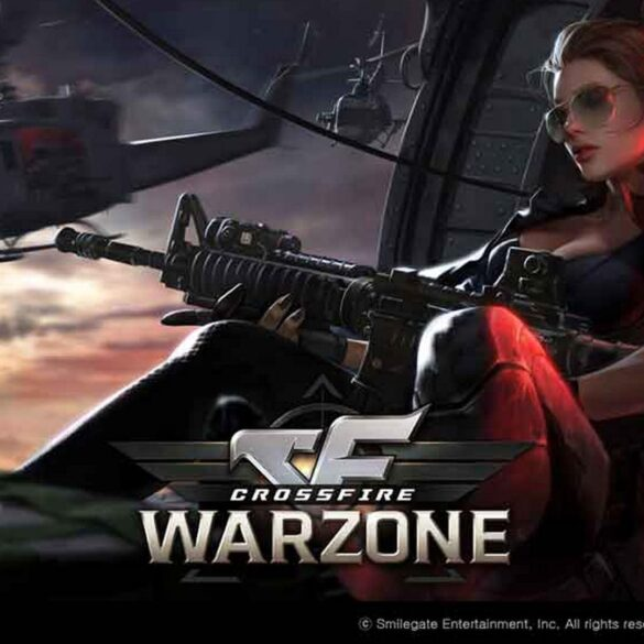 crossfire warzone android ios