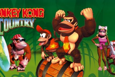 donkey kong country nintendo switch online