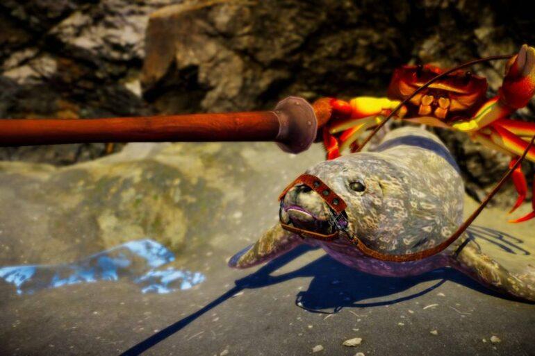 fight crab nintendo switch