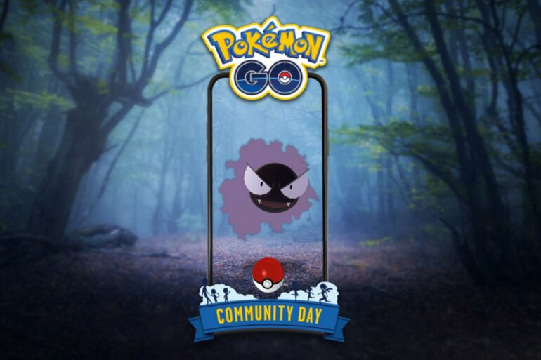 pokémon go community day luglio gastly android ios