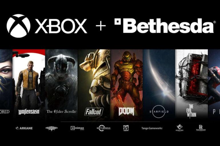 microsoft xbox game pass bethesda