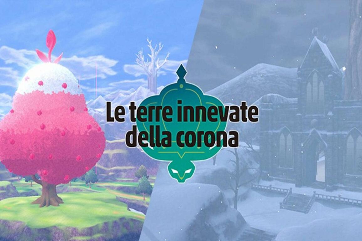 pokemon spada scudo le terre innovate della corona