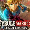hyrule warriors age of calamity zelda nintendo switch