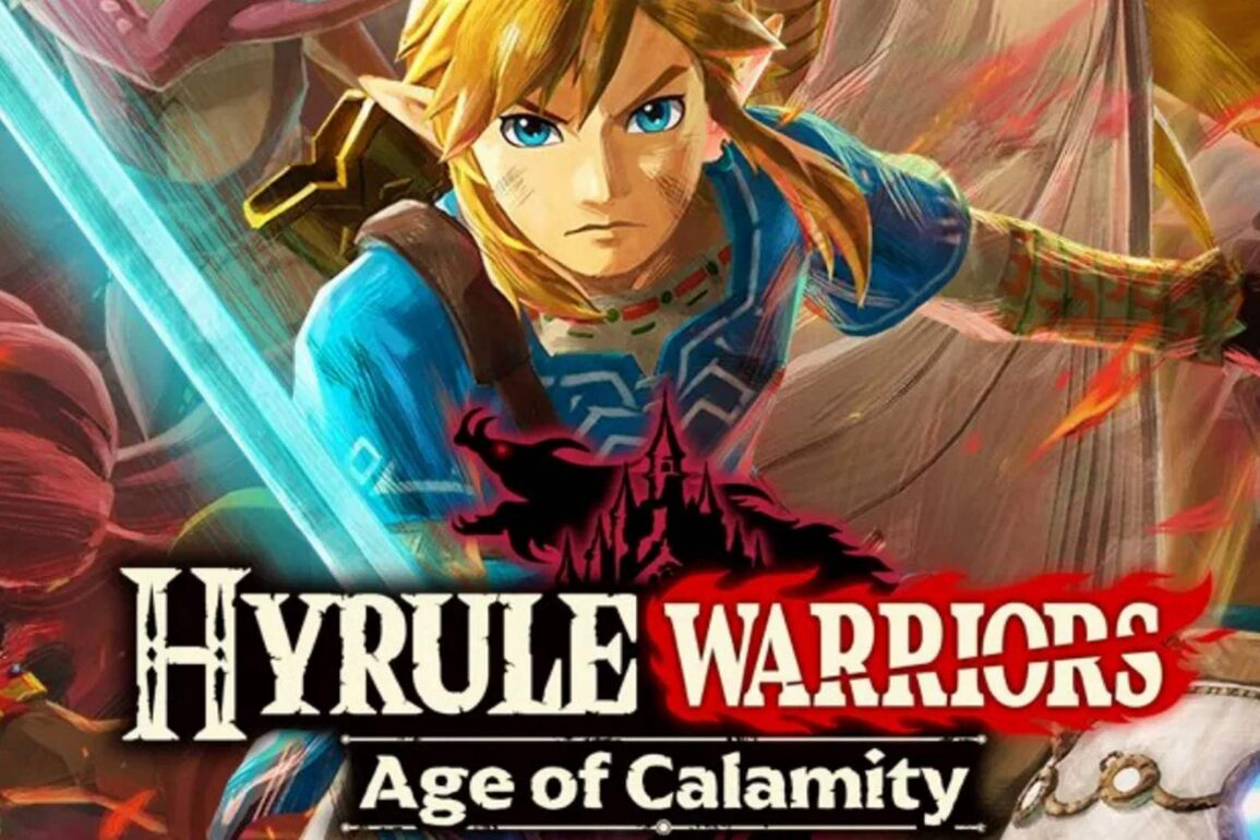 hyrule warriors age of calamity zelda nintendo switch