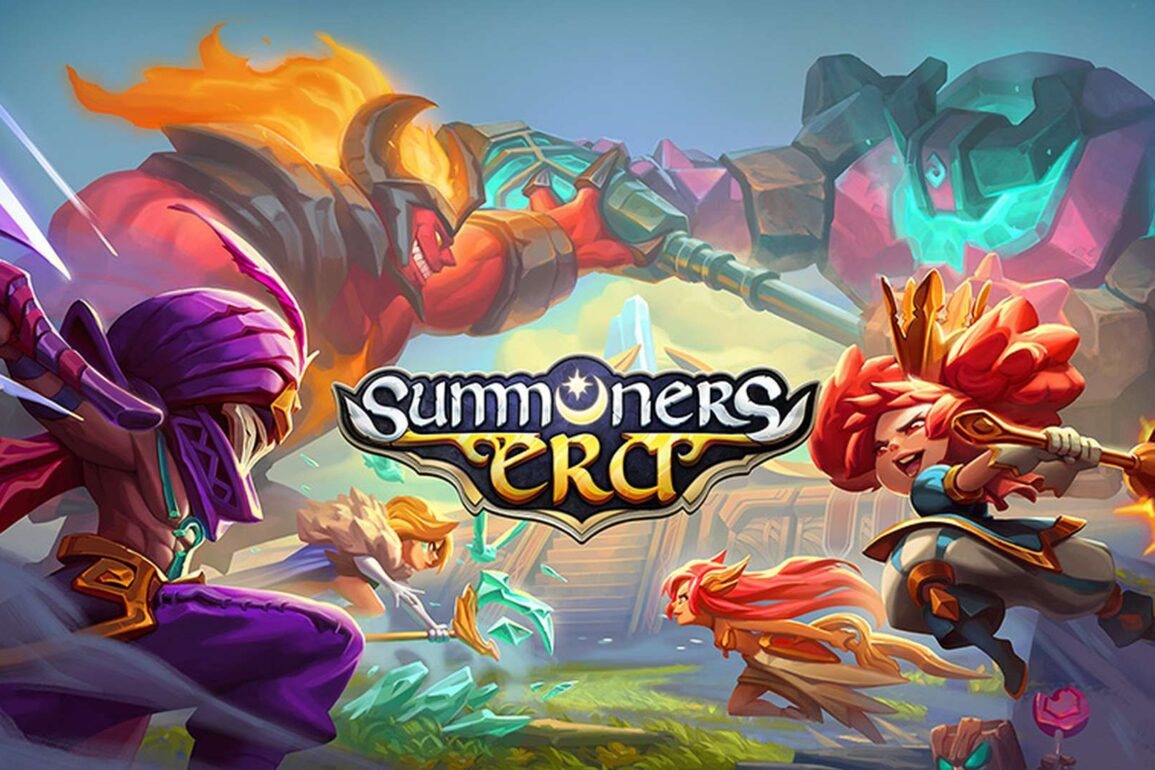 summoners era idle rpg android ios