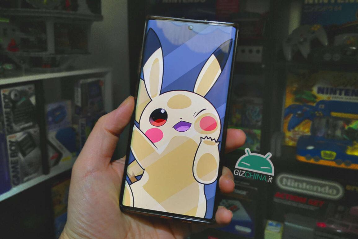 pokemon app smartphone