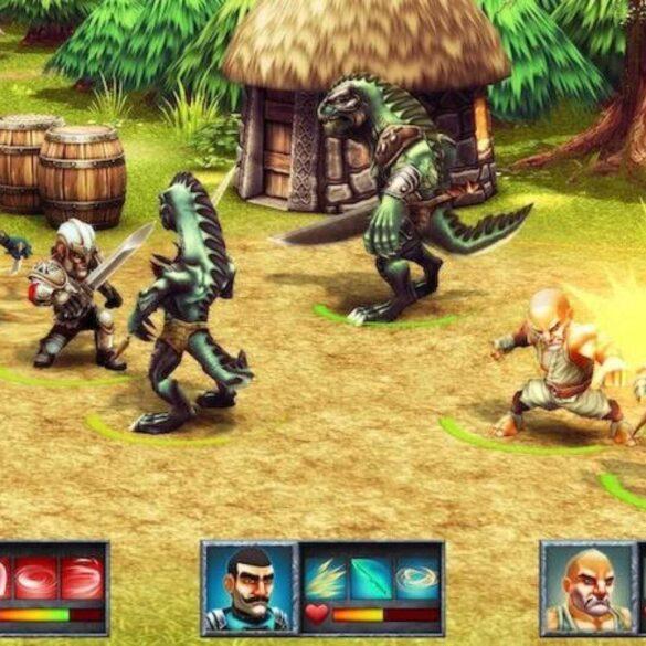 battle hunters nintendo switch