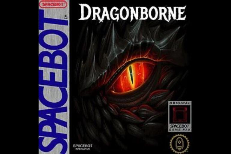 dragonborne game boy