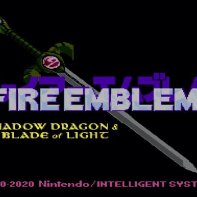 fire emblem shadow dragon nintendo switch