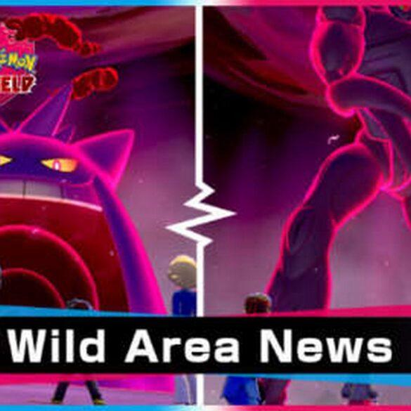 pokémon spada e scudo evento halloween raid max