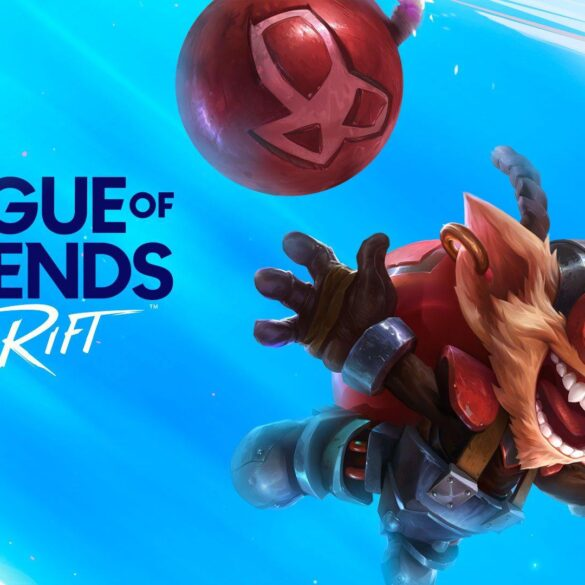 league of legends wild rift android open beta uscita