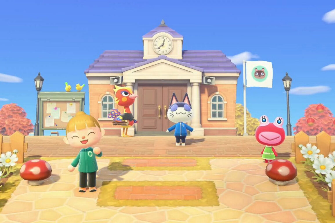 animal crossing come visitare isola nintendo