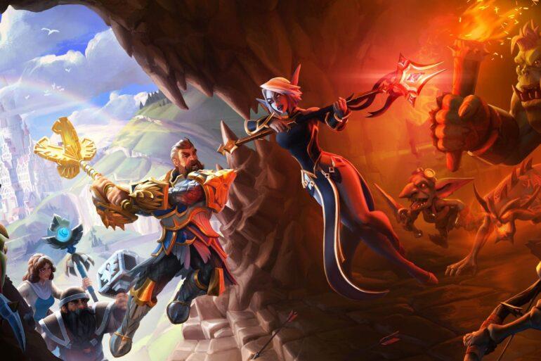 epic games store dungeons 3 gratis