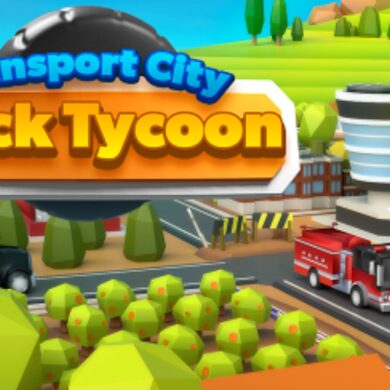 transport city: truck tycoon