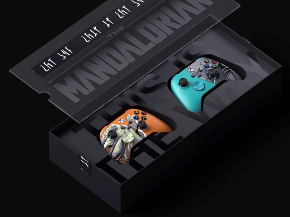 controller xbox mandalorian 2