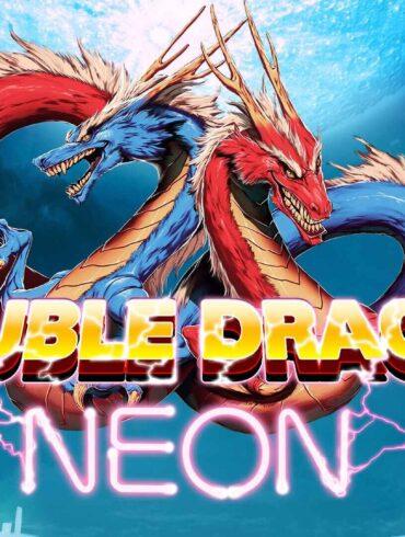 double dragon neon nintendo switch