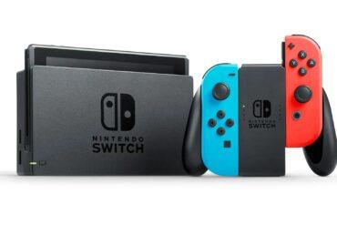 nintendo switch aggiornamento 11.0.0